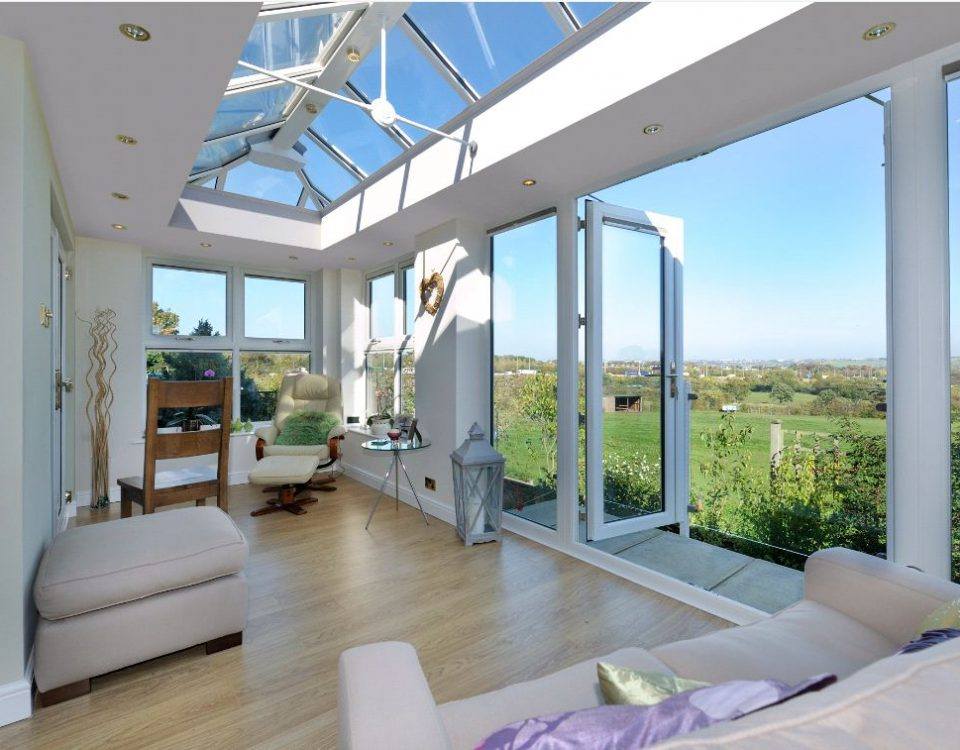 Local Conservatory roofing