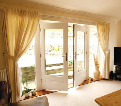 Double Glazed French Windows